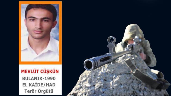 Turuncu listedeki terörist İstanbul'da yakalandı!