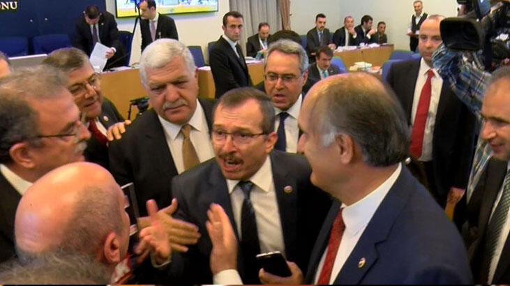 TBMM Plan ve Bütçe Komisyonu'nda RTÜK tartışması!