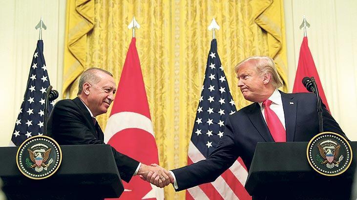 """""""Erdoğan, Trump'tan istediğini elde etti"""""""