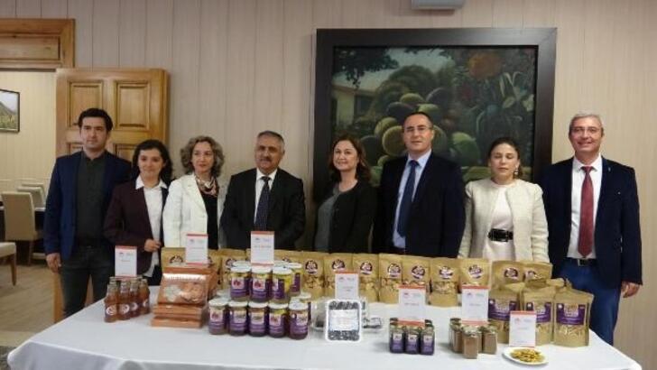 Yeni incir ürünleri tanıtıldı