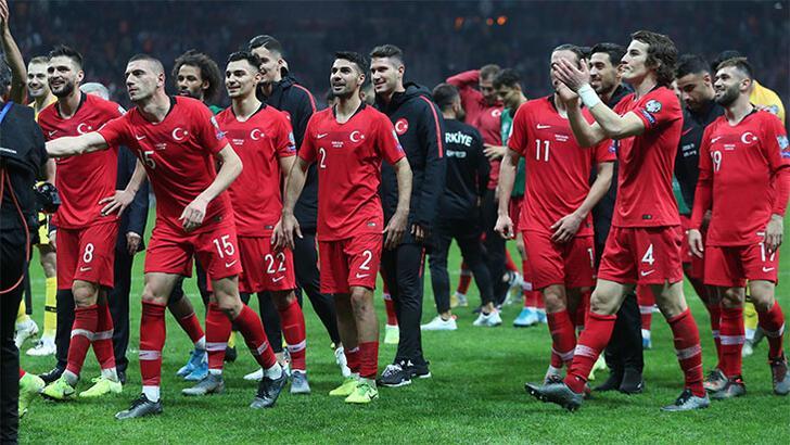 A Milli Futbol Takımı, ilklerle EURO 2020'de