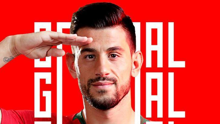 Portekiz'den asker selamlı gol sevinci paylaşımı