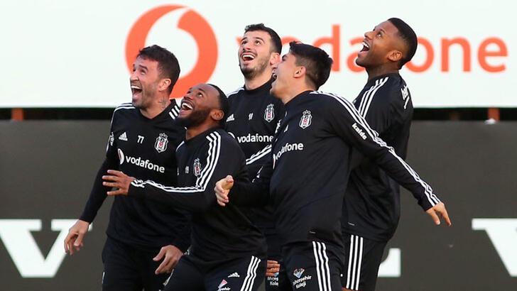 Beşiktaş'ta Konyaspor hazırlığı!