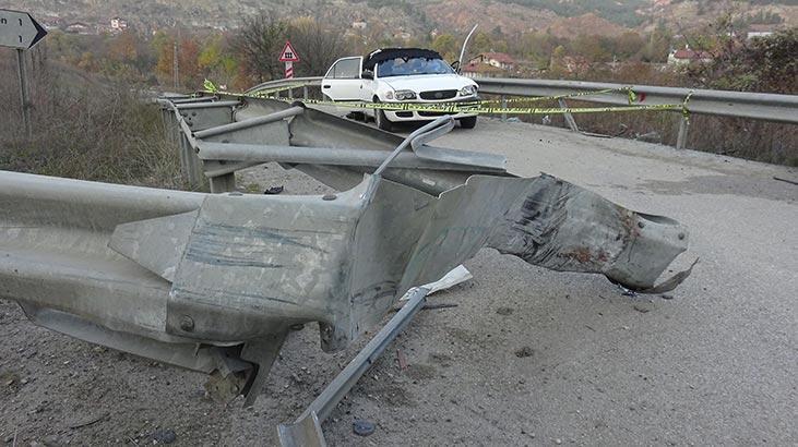 Karabük'te çok feci kaza! Bir aile yok oldu