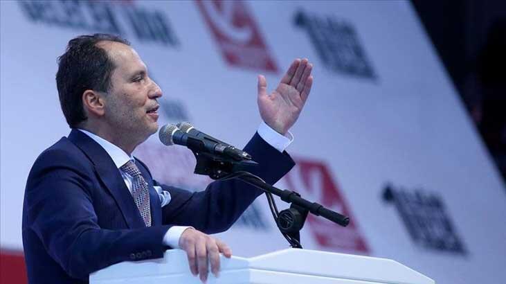 Fatih Erbakan, Yeniden Refah Partisi'nin genel başkanlığına seçildi