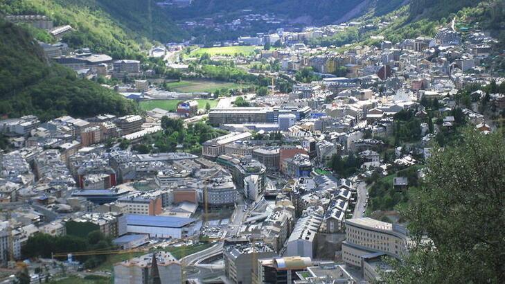 Andorra nerede yer alır? İşte haritadaki yeri ve nüfusu