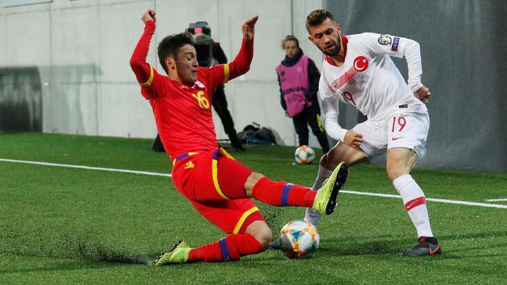 Andorra - Türkiye:0-2