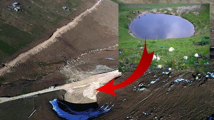 Dipsiz Göl'le ilgili Prof. Dr. Bektaş: Su tutar mı tutmaz mı tamamen şans