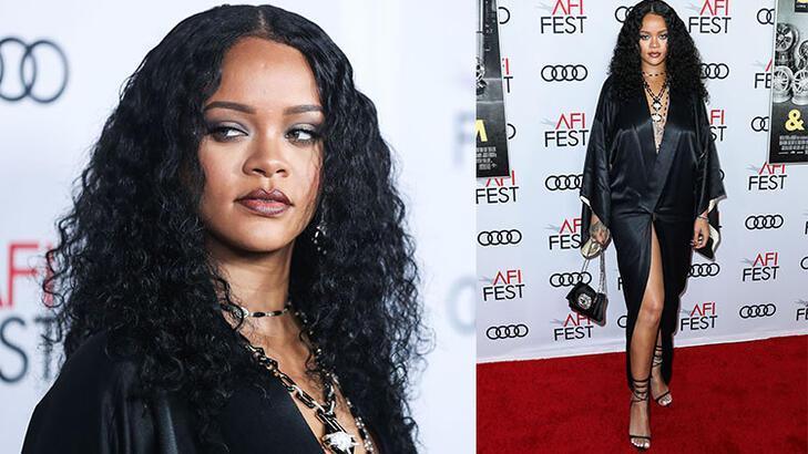Rihanna'nın 'old school' sevdası
