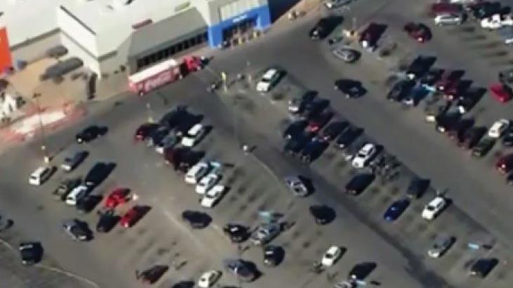 ABD'de alışveriş mağazasına silahlı saldırı! Ölü ve yaralılar var...