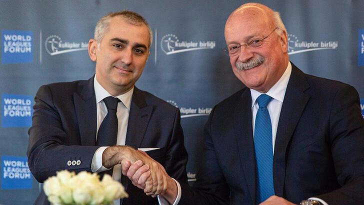 Kulüpler Birliği Vakfı, Dünya Ligler Forumu'nun yeni üyesi oldu