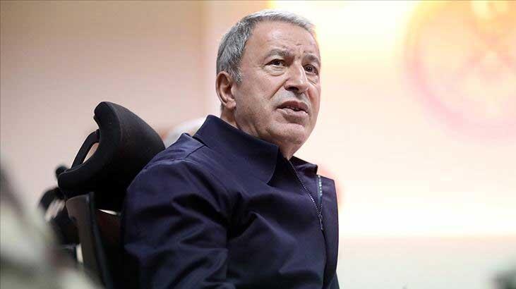 Bakan Akar'dan ortak devriye açıklaması! 'Sorunların hepsi çözülecek'