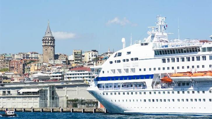 Akdeniz'in en iyi kruvaziyer rotası Türkiye
