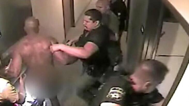 Otel odasına baskın... Böyle yakalandı!