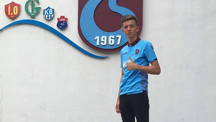 Trabzonspor, yeni Yusuf Yazıcı'sını buldu...
