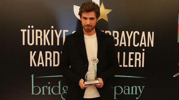 Berker Güven'e 'Yılın En İyi Drama Oyuncusu' ödülü
