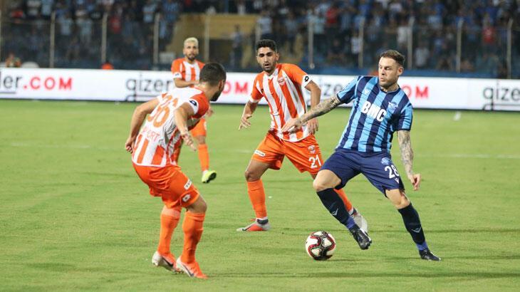 Adana Demirspor'da Stokes kadro dışı
