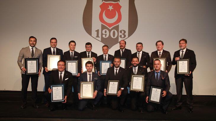 Beşiktaş'ta yönetim kurulu görev dağılımı yapıldı