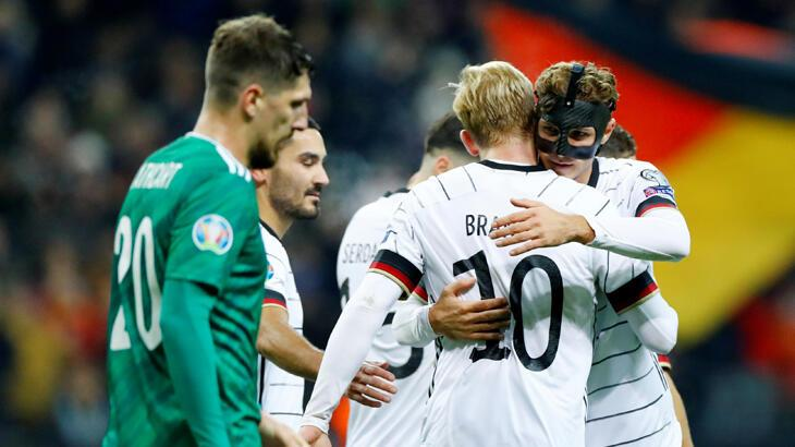 EURO 2020 Elemeleri'nin son gecesinde gol yağmuru
