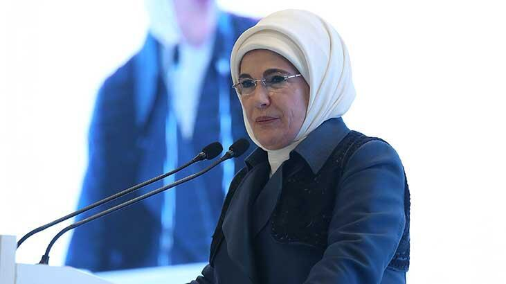 Emine Erdoğan: Otizm görülme olasılığı 68'de 1'e ulaştı