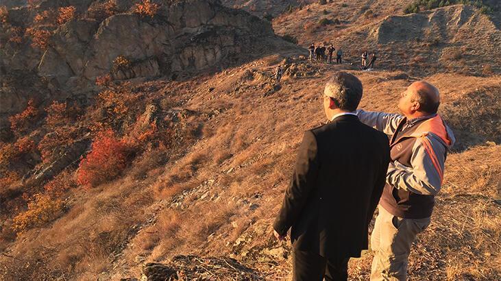 Gavur Kayalıkları'nda kurtarma kazısı başlatıldı
