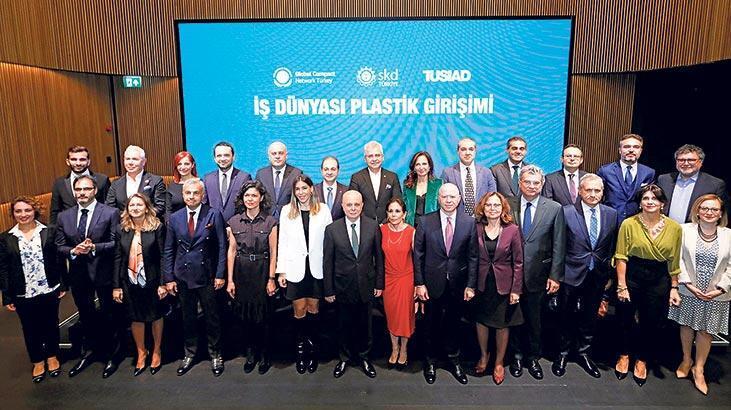 İş dünyası plastik kirliliğine karşı güçlerini birleştirdi