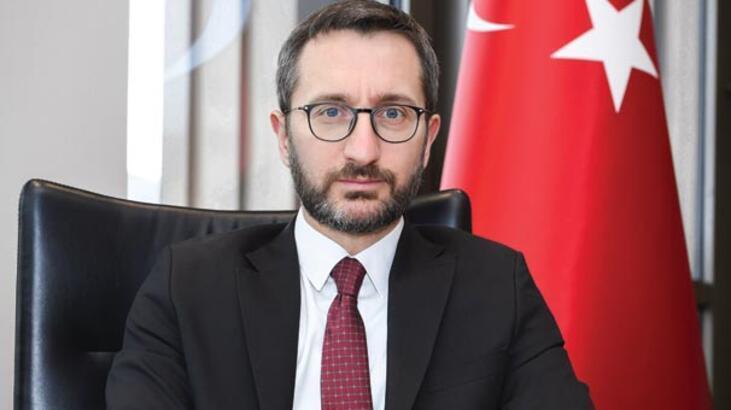 Fahrettin Altun: Türkiye terör örgütlerine karşı amansız bir mücadele  yürütüyor