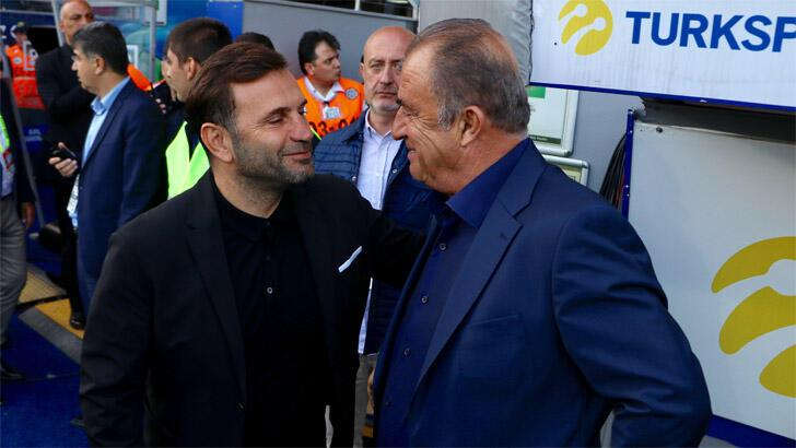 Galatasaray ile Başakşehir, 23. randevuda
