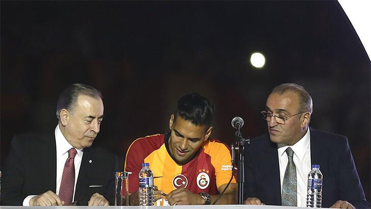 Mustafa Cengiz: Falcao sakat gelmedi