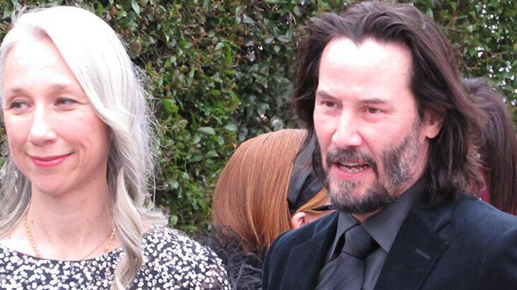'Keanu Reeves, Alexandra Grant'a evlenme teklif etti' iddiası