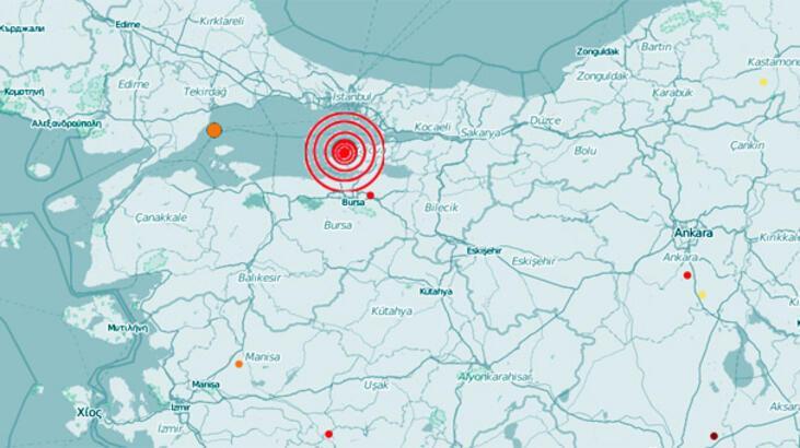 Deprem mi oldu? 21 Kasım son depremler! Bir son dakika depremi daha