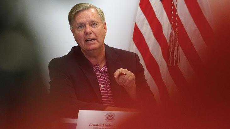 Lindsey Graham 'Biden-Ukrayna ilişkisinin' belgelerini talep etti