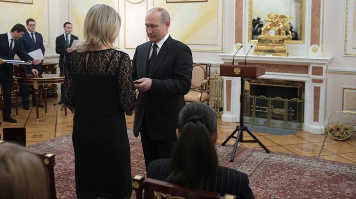 Putin: Denemede patlayan silahı mükemmel hale getireceğiz