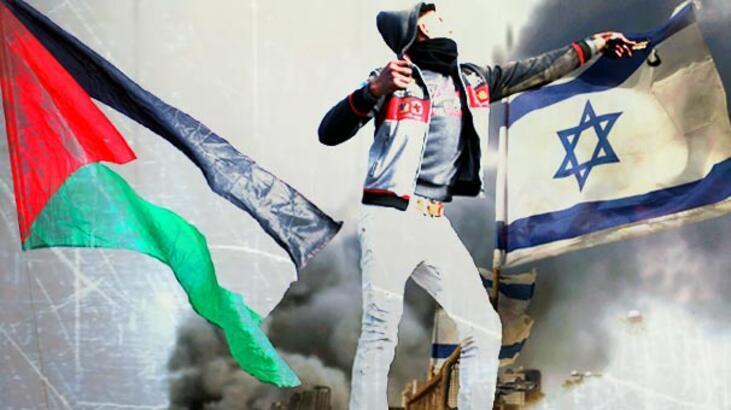 İsrail güçleri Batı Şeria'daki gösterilere müdahale etti