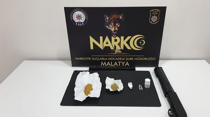 Narkotik'ten eş zamanlı operasyon: 5 kişi tutuklandı