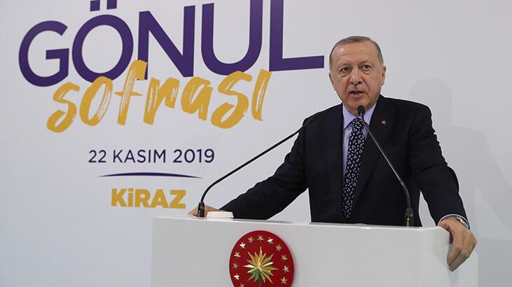 Son dakika | Cumhurbaşkanı Erdoğan'dan palet fabrikası açıklaması: Satılan bir şey yok