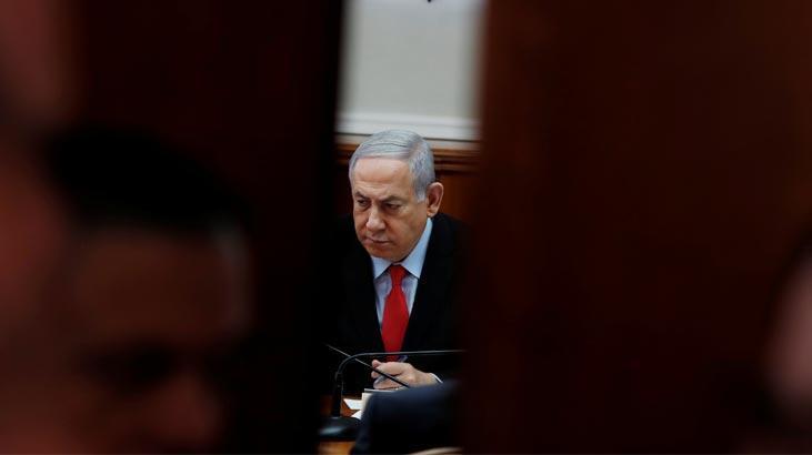 Netanyahu'nun istifasını istiyorlar