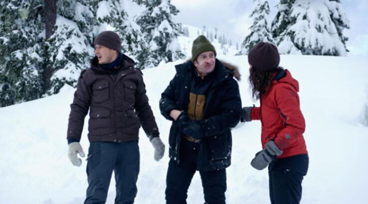 Ice Quake (Buz Depremi) filmi konusu ve başrol oyuncuları