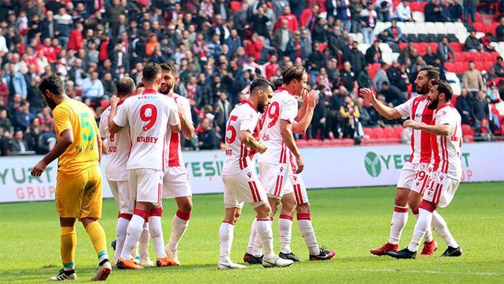 Samsunspor: 5 - Şanlıurfaspor: 0