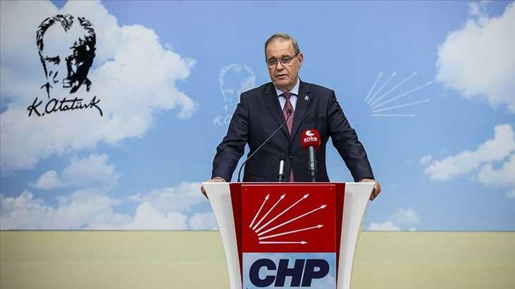 CHP'li Öztrak'tan 'Beştepe'ye giden CHP'li' iddialarıyla ilgili açıklama