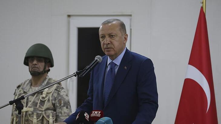 Cumhurbaşkanı Erdoğan Katar'da!