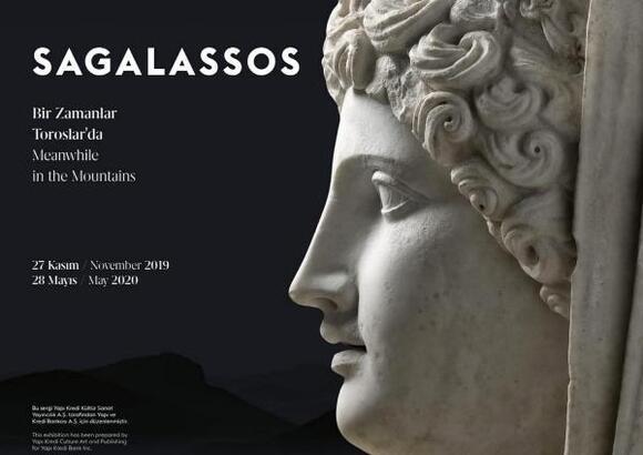 Sagalassos'un tarihi İstanbul'da sergilenecek