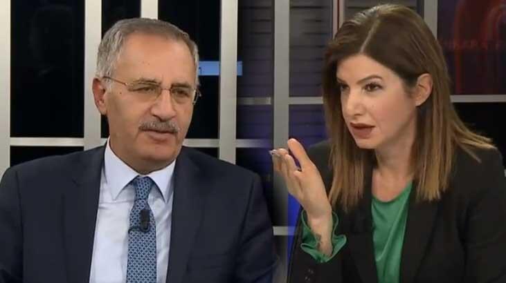 Canlı yayında 'Muharrem İnce' iddiası