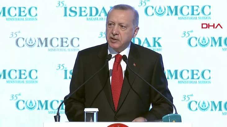 Cumhurbaşkanı Erdoğan'dan İslam dünyasına Arnavutluk çağrısı