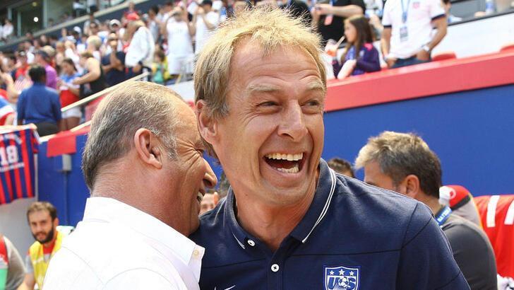 Hertha Berlin'in yeni teknik direktörü Jürgen Klinsmann