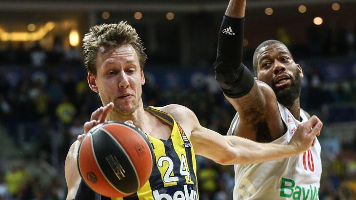 Fenerbahçe Beko'da 3 eksik birden