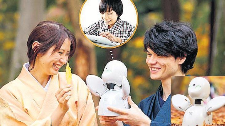 Japonya'da 'robot öğrenci' dönemi