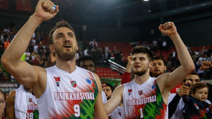 FIBA Erkekler Avrupa Kupası'nda 2. tur grupları...