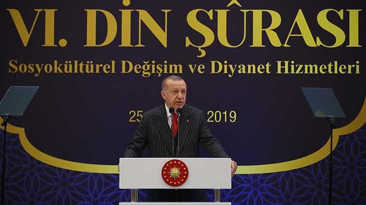 Cumhurbaşkanı Erdoğan'dan İzmir'deki alevi evlerinin işaretlenmesine sert tepki