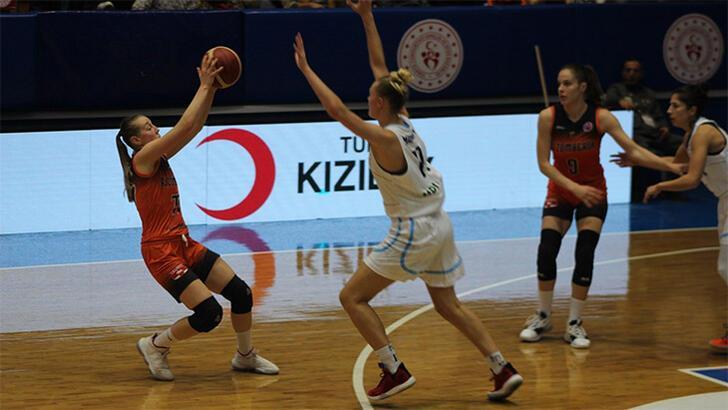 Hatay Büyükşehir Belediyespor: 80 - Ruzomberok: 79
